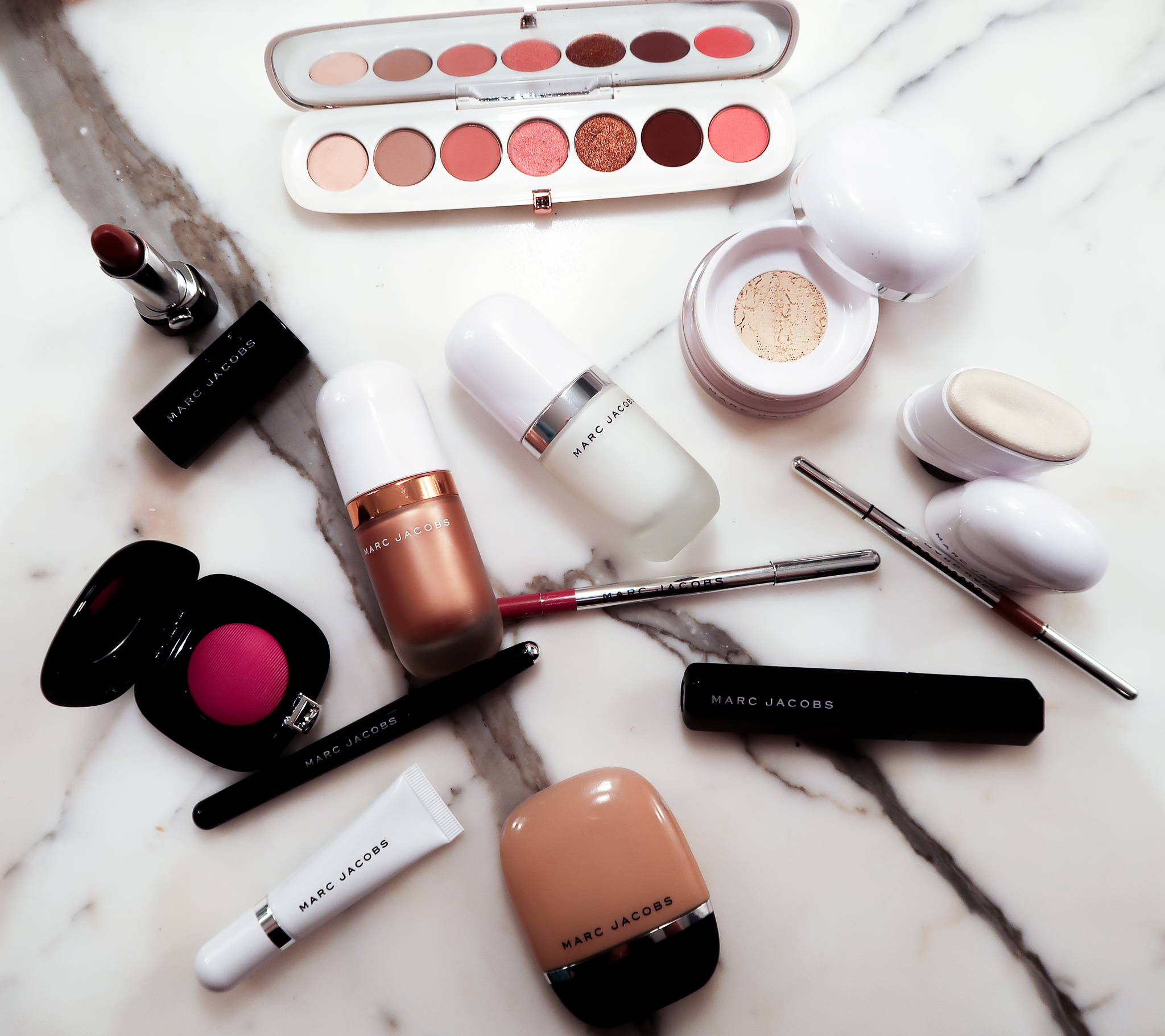 The Down-Low On My Makeup Duing NYFW