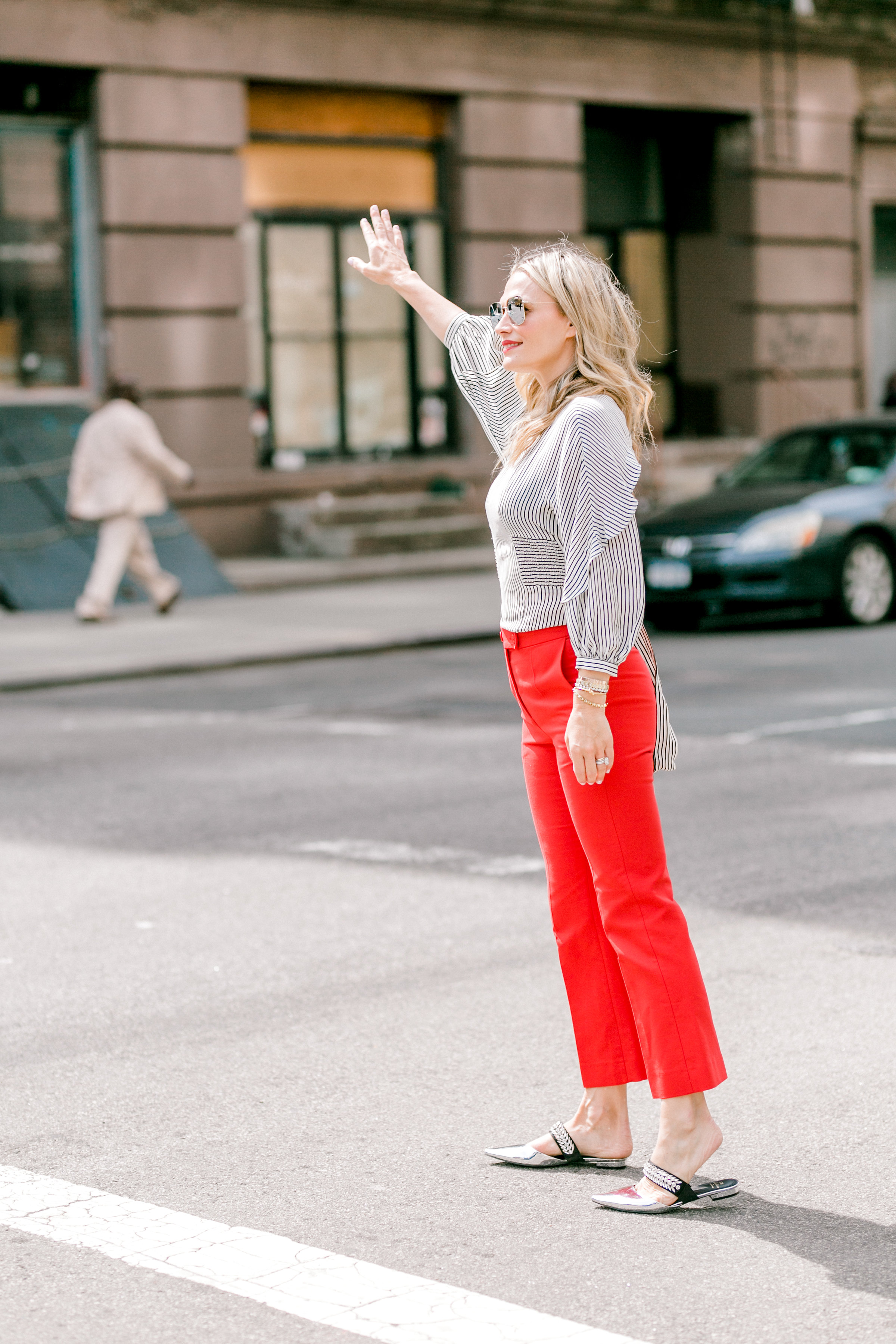 Bright Colors You Need For Your Fall Wardrobe (Becki Smith Photos)