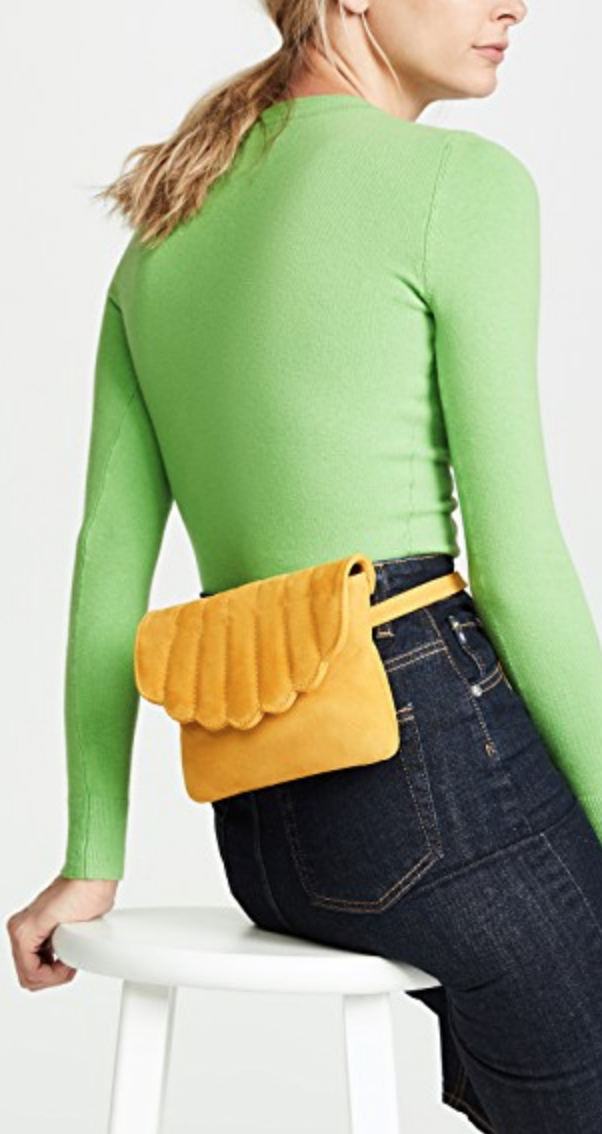 SHELL FANNY PACK