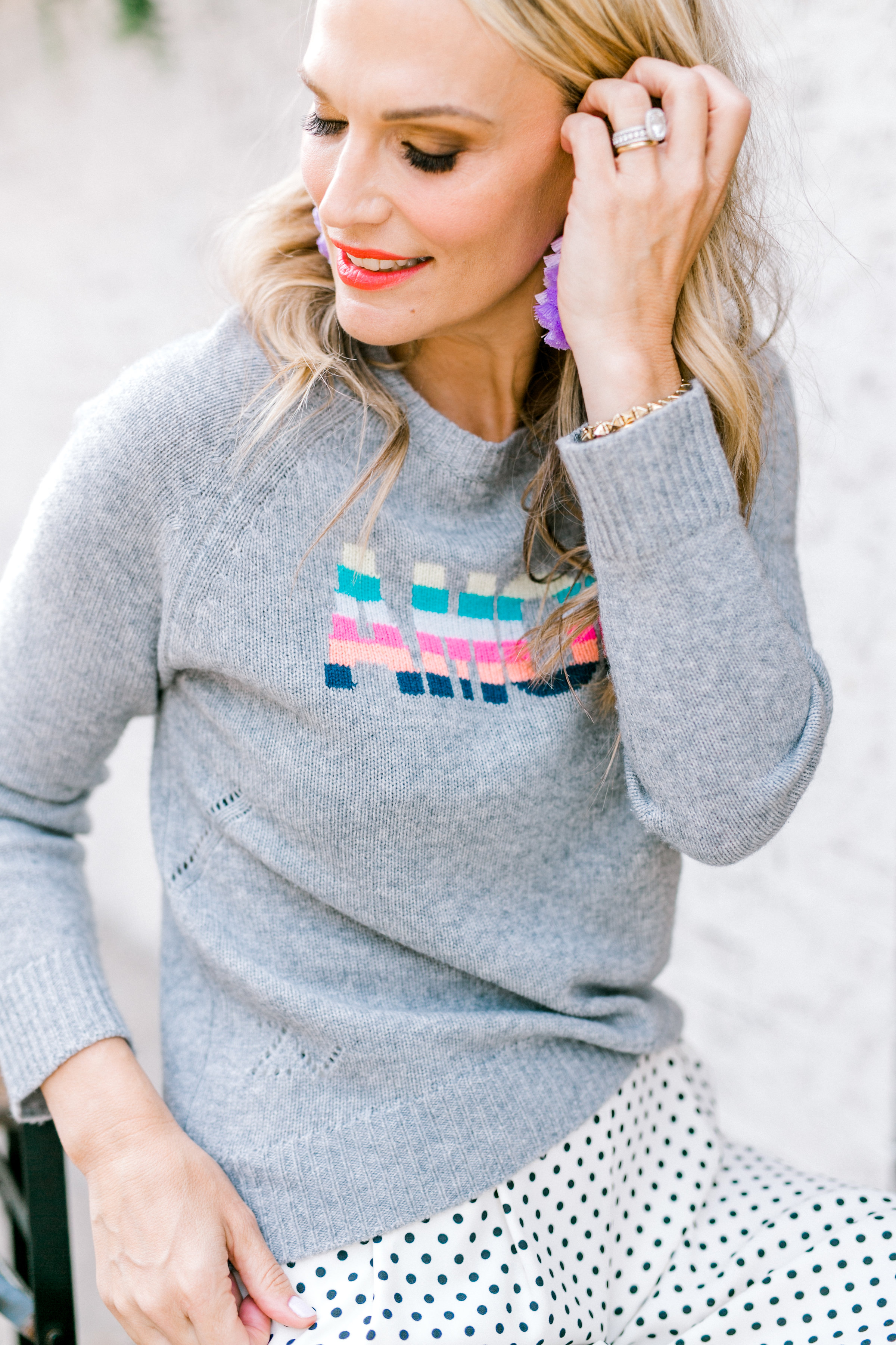 Cozy Sweaters To Add To Your Fall Wardrobe (Photography: Becki Smith)
