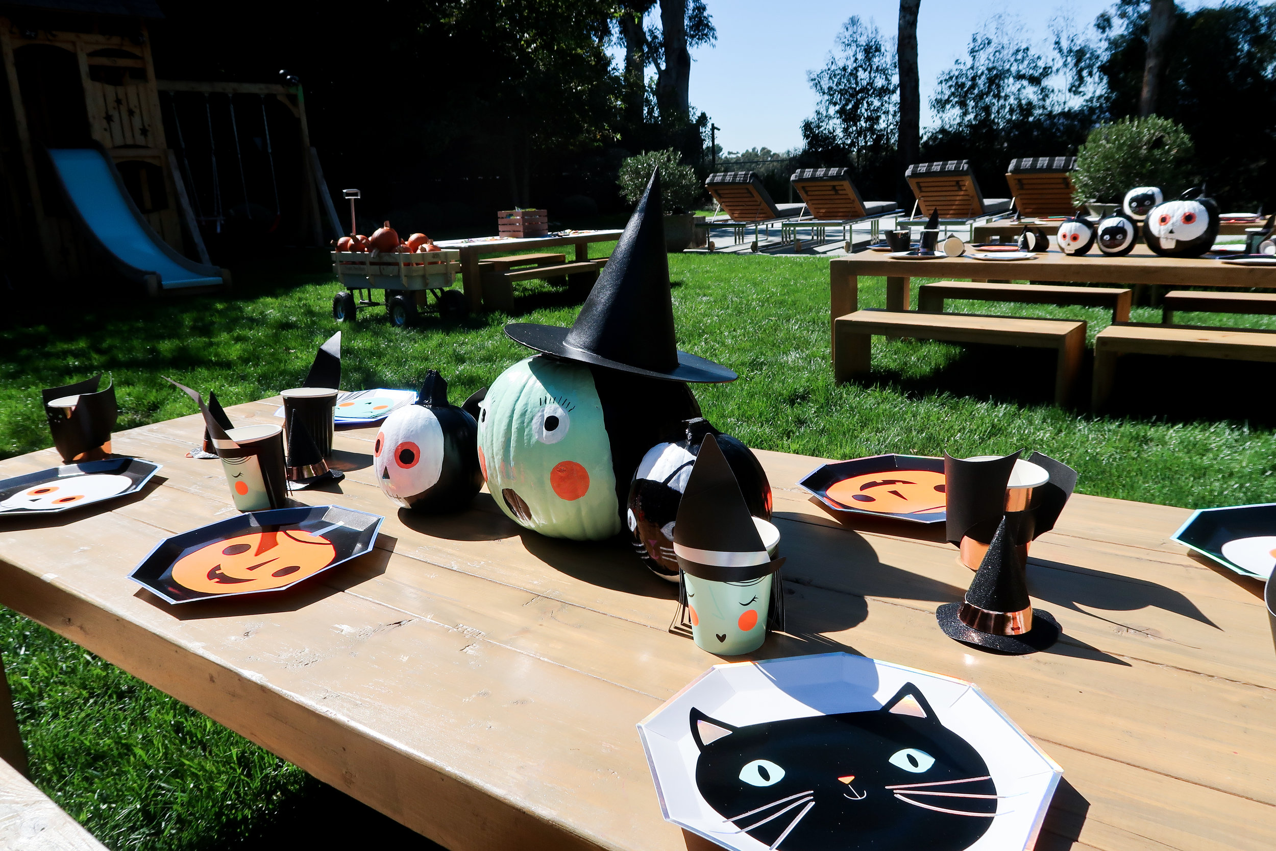 How To Throw A Halloween Tea Party For Toddlers