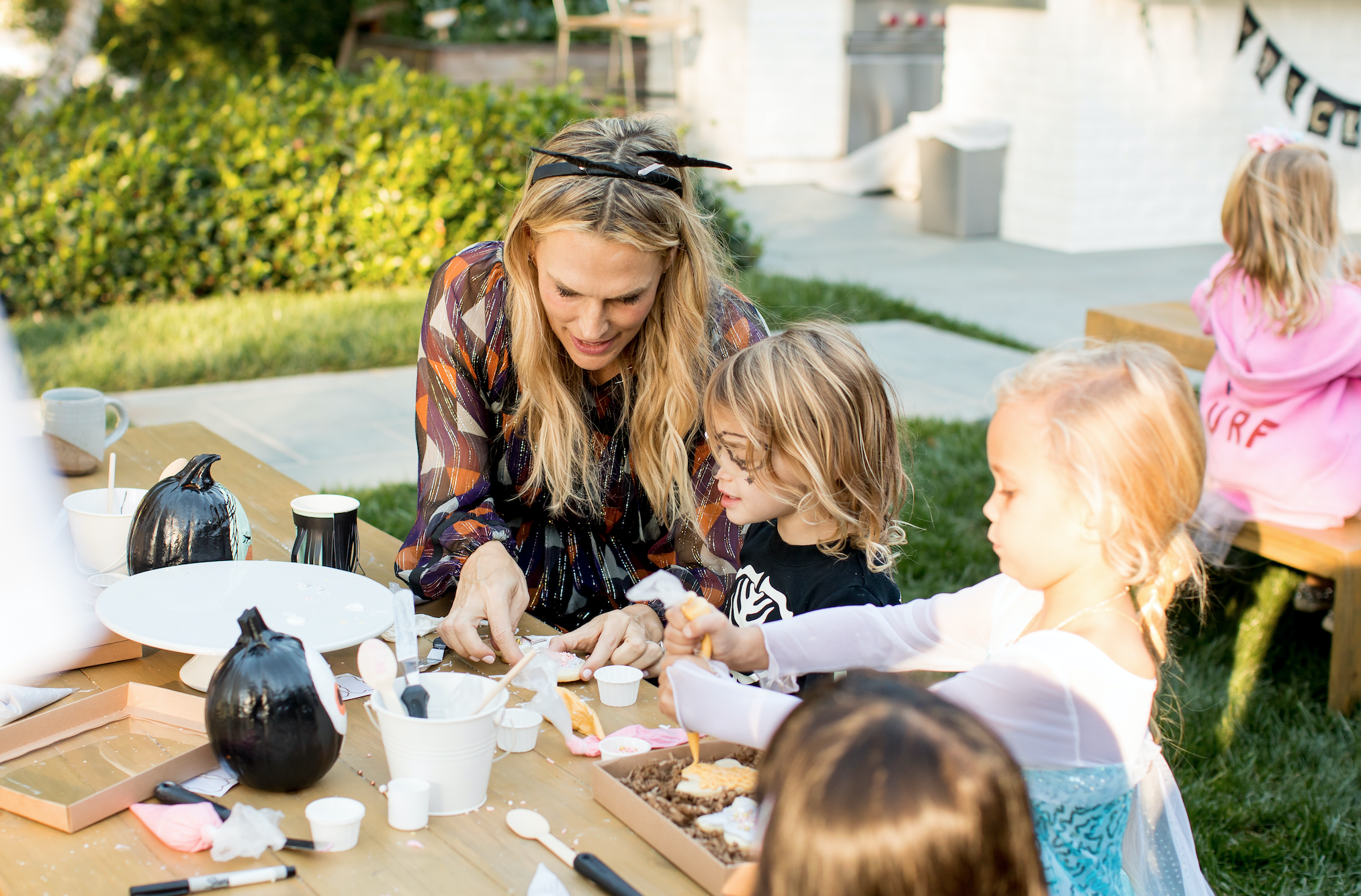 How To Throw A Halloween Party For Toddlers (Photography: Sarah Block Photography)
