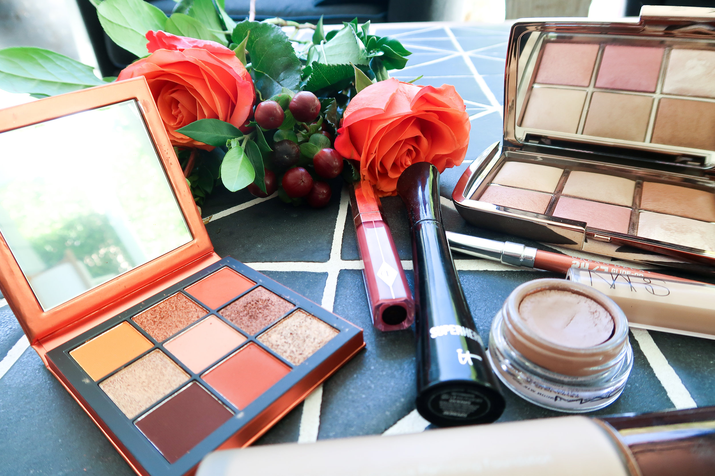 WATCH: Fall Makeup Routine