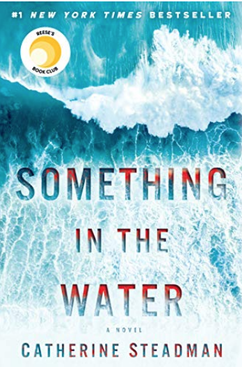 SOMETHING IN THE WATER: A NOVEL - KINDLE EDITION BY CATHERINE STEADMAN. LITERATURE & FICTION KINDLE EBOOKS @ AMAZON.COM.