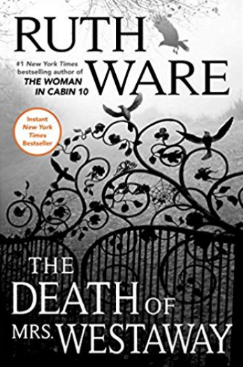 THE DEATH OF MRS. WESTAWAY - KINDLE EDITION BY RUTH WARE. LITERATURE & FICTION KINDLE EBOOKS @ AMAZON.COM.