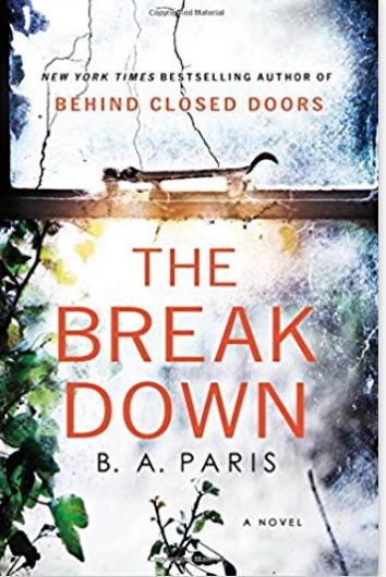 AMAZON.COM: THE BREAKDOWN: A NOVEL EBOOK: B. A. PARIS: KINDLE STORE