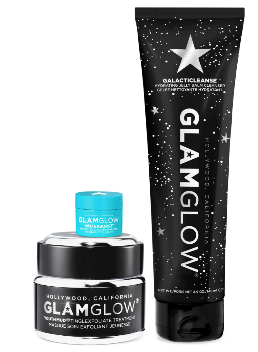 GLAMGLOW® THE HOLLYWOOD GLOW SET (NORDSTROM EXCLUSIVE) ($100 VALUE)