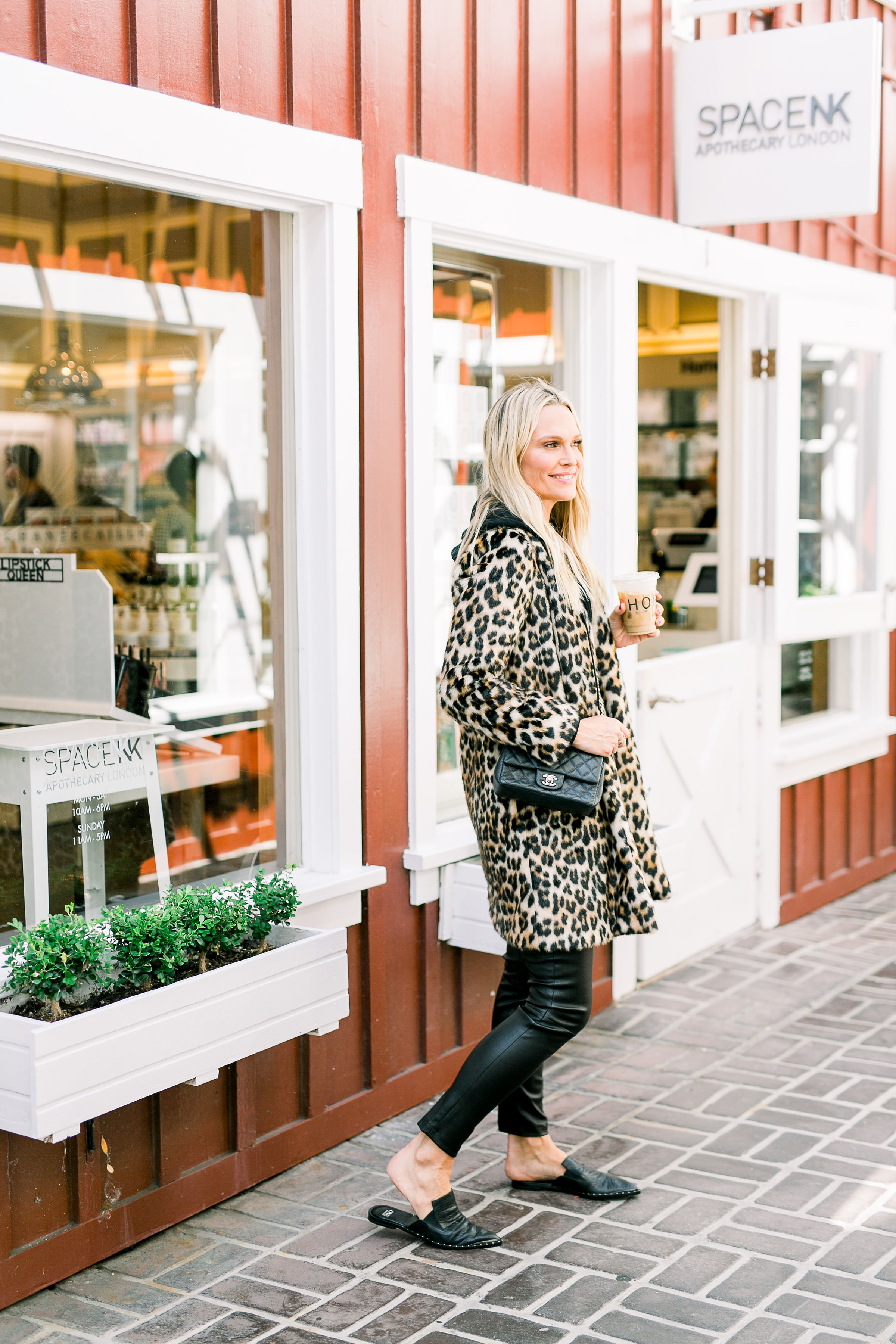 The Leopard + Leather Edit (Photography: Smithhouse Photos)