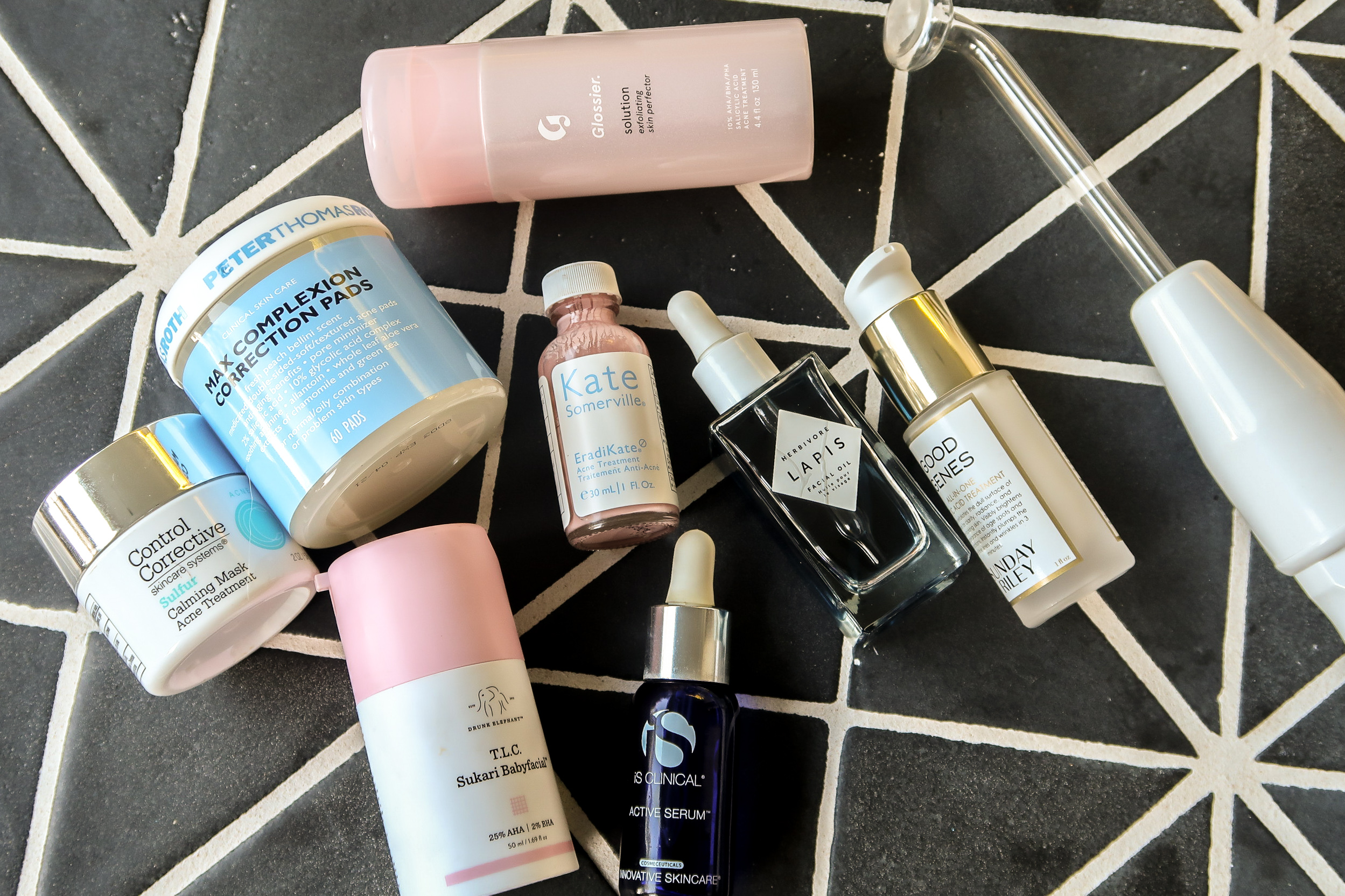 BEST BREAKOUT + ANTI ACNE PRODUCTS