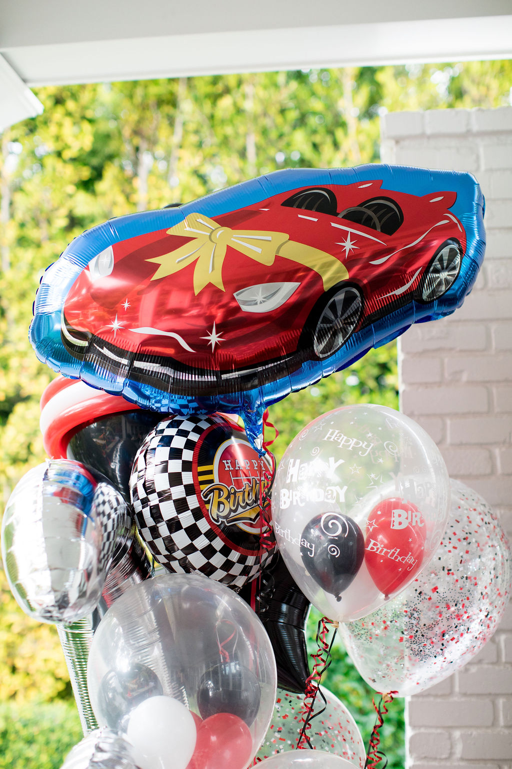 Inside My 2 Year Olds Cars Themed Birthday Party Photography By Sara Block