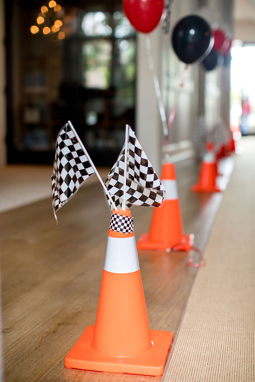 """Inside My 2 Year Old's """"Cars"""" Themed Birthday Party (Photography by Sara Block)"""