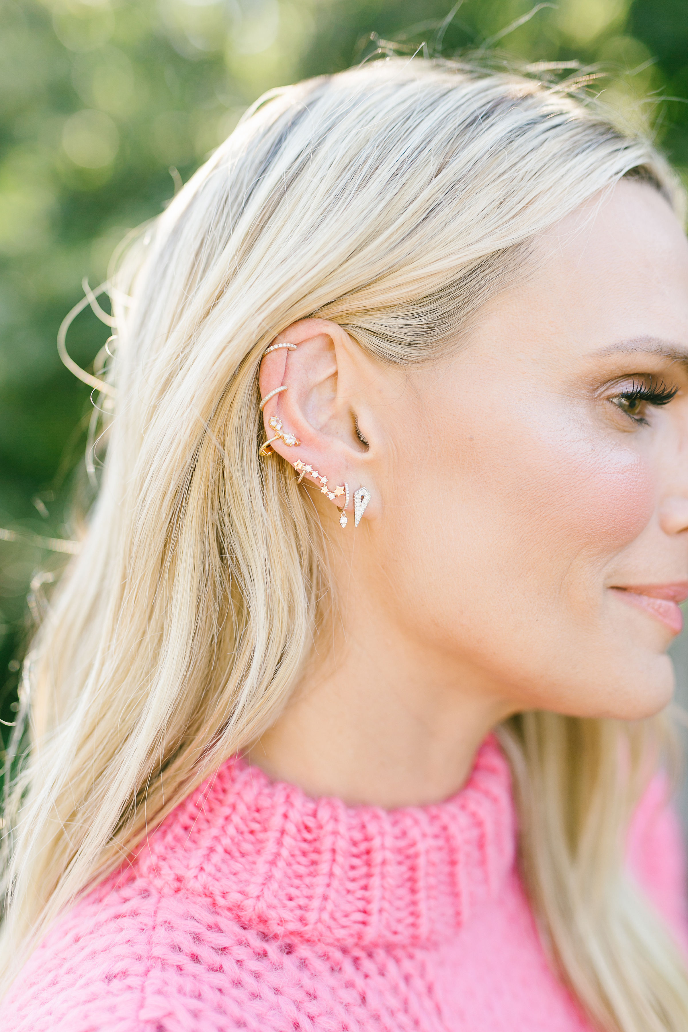 Step Up Your Ear Game (Photography: Smith House Photo)