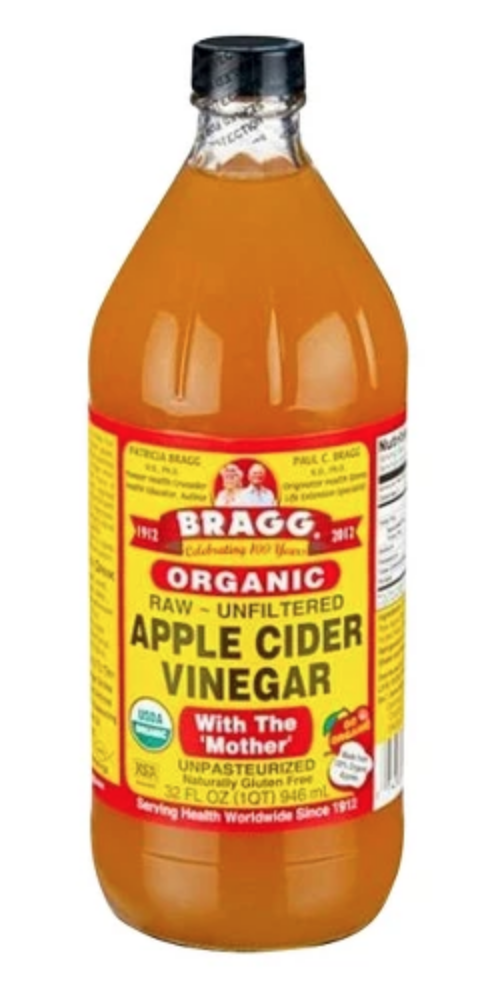 BRAGG® ORGANIC APPLE CIDER VINEGAR - 32 FL OZ