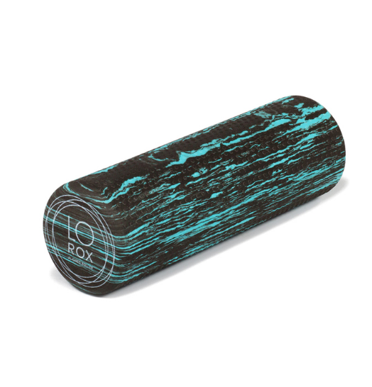 LOROX ALIGNED TRAVEL FOAM ROLLER