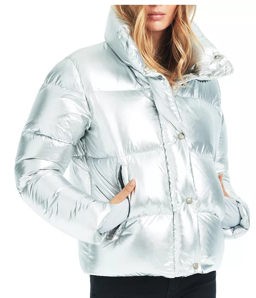 SAM. ANDI SHORT DOWN PUFFER COAT BACK TO RESULTS - WOMEN - BLOOMINGDALE'S