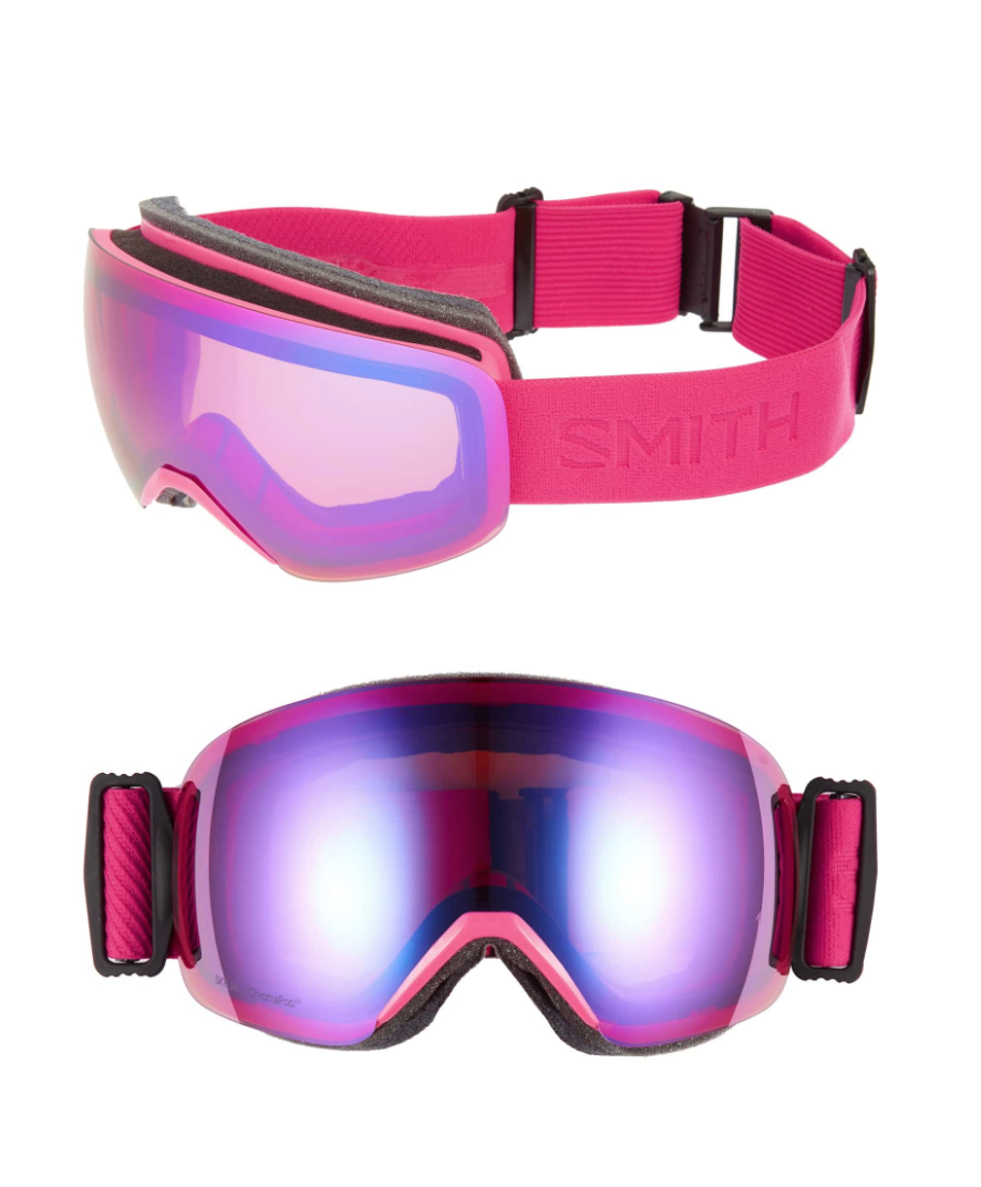 SMITH SKYLINE 215MM CHROMAPOP SNOW GOGGLES | NORDSTROM