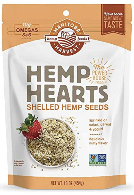 AMAZON.COM : MANITOBA HARVEST HEMP HEARTS RAW