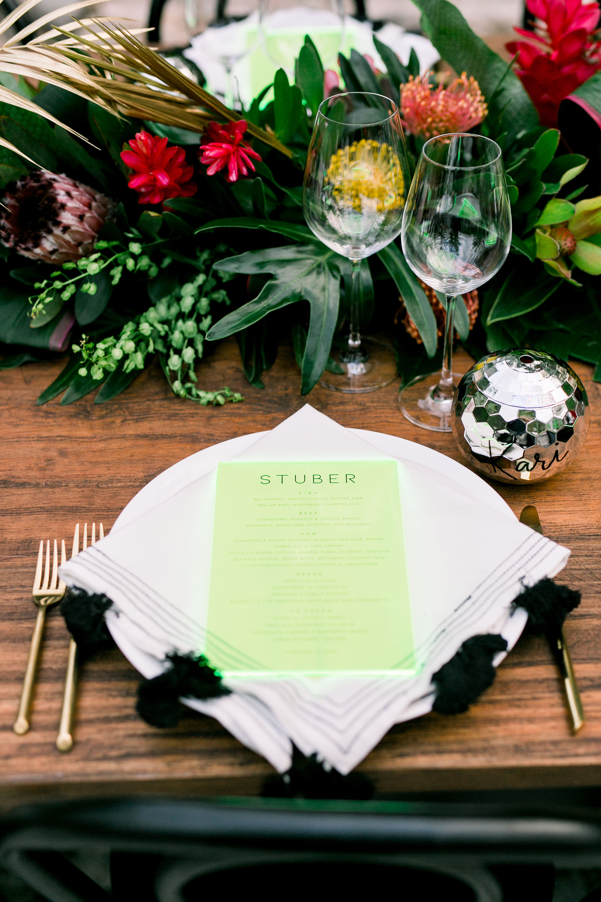 Inside Stuber's 50th Birthday In Riveria Maya (Photography: Smith House Photography)