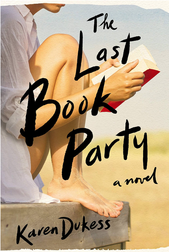 The Last Book Party Hardcover – Deckle Edge, July 9, 2019