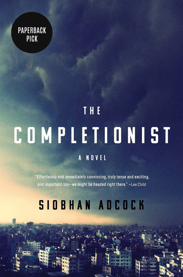 The Completionist Paperback – July 23, 2019