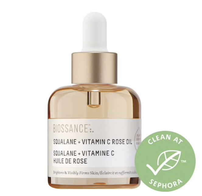 LIMITED EDITION SQUALANE + VITAMIN C ROSE OIL