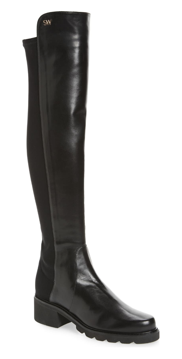ALINA OVER THE KNEE BOOT
