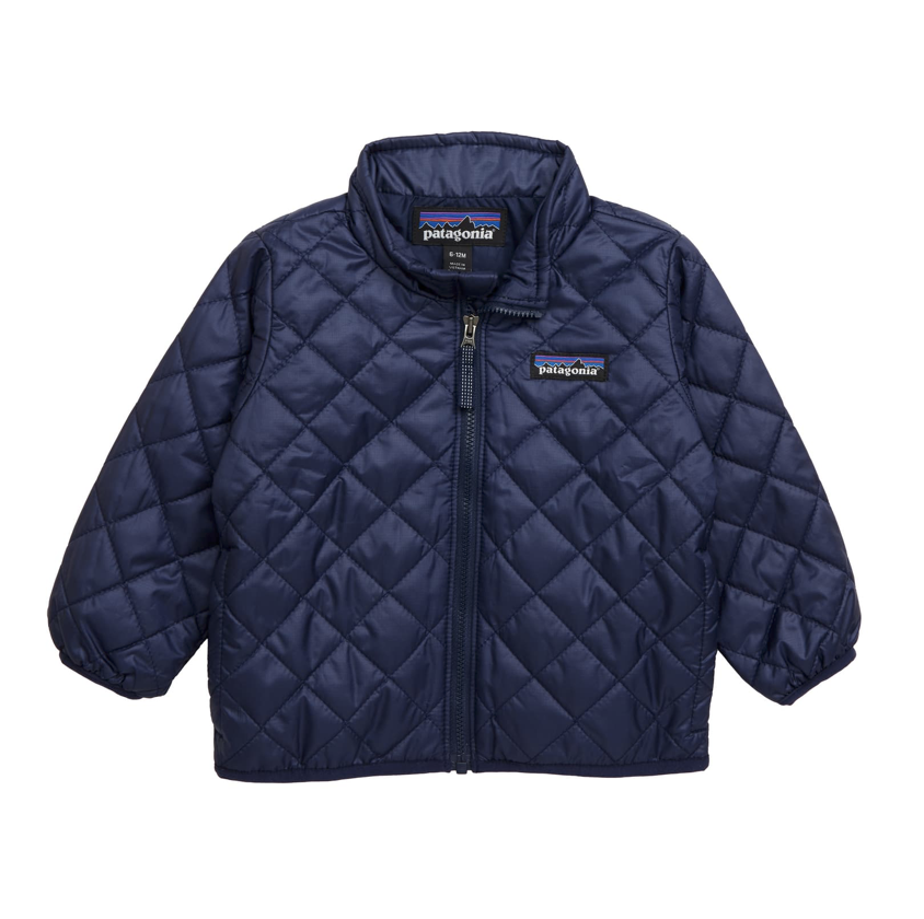 NANO PUFF® QUILTED WATER RESISTANT JACKET