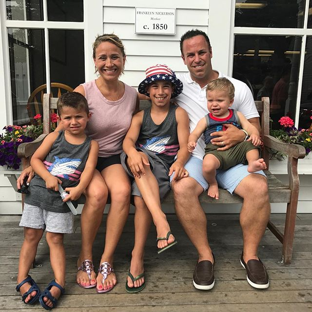 Great weekend on the Cape! #family @michelechieffo