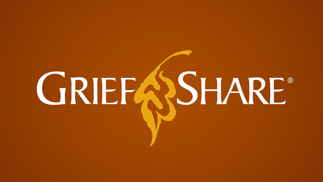 GriefShare sessions are Tuesday evenings from 6 pm - 8 pm, March 19 - June 4, 2018.