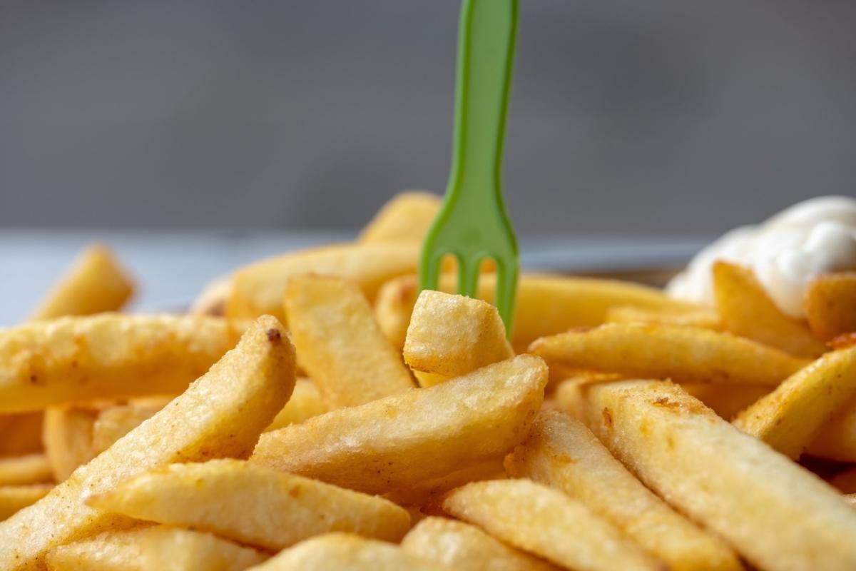 salty foods absorb extra fluid -