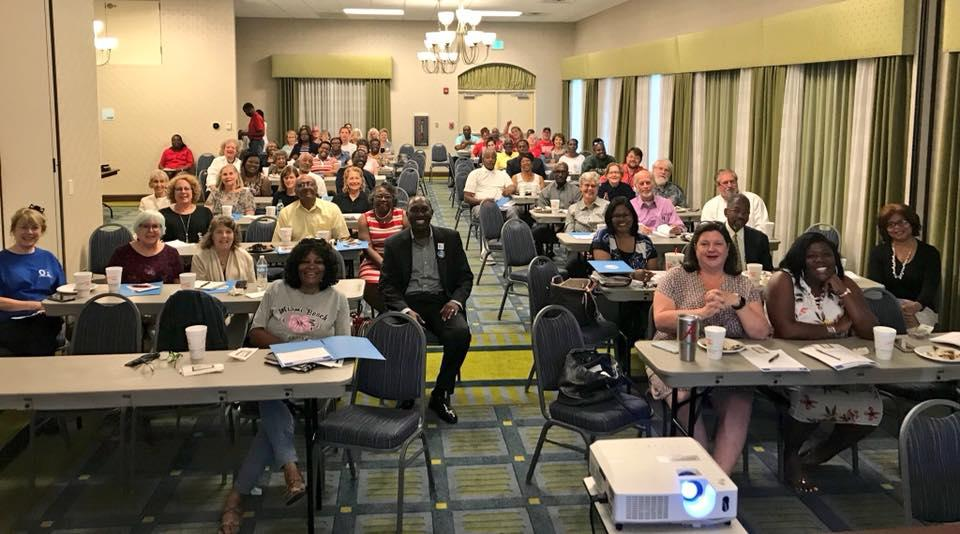 Together, we can Organize Alabama! -