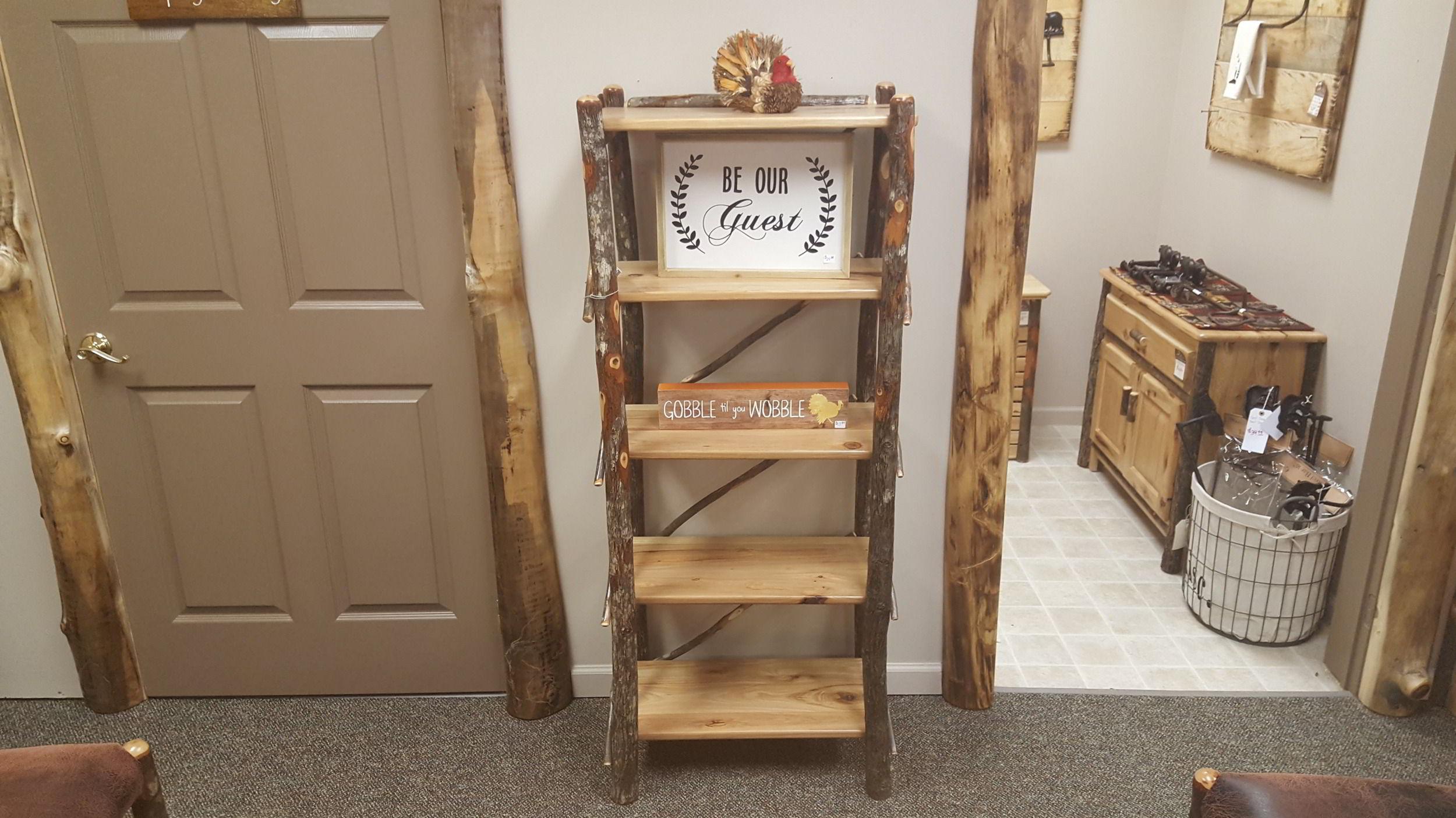 Bookshelves -