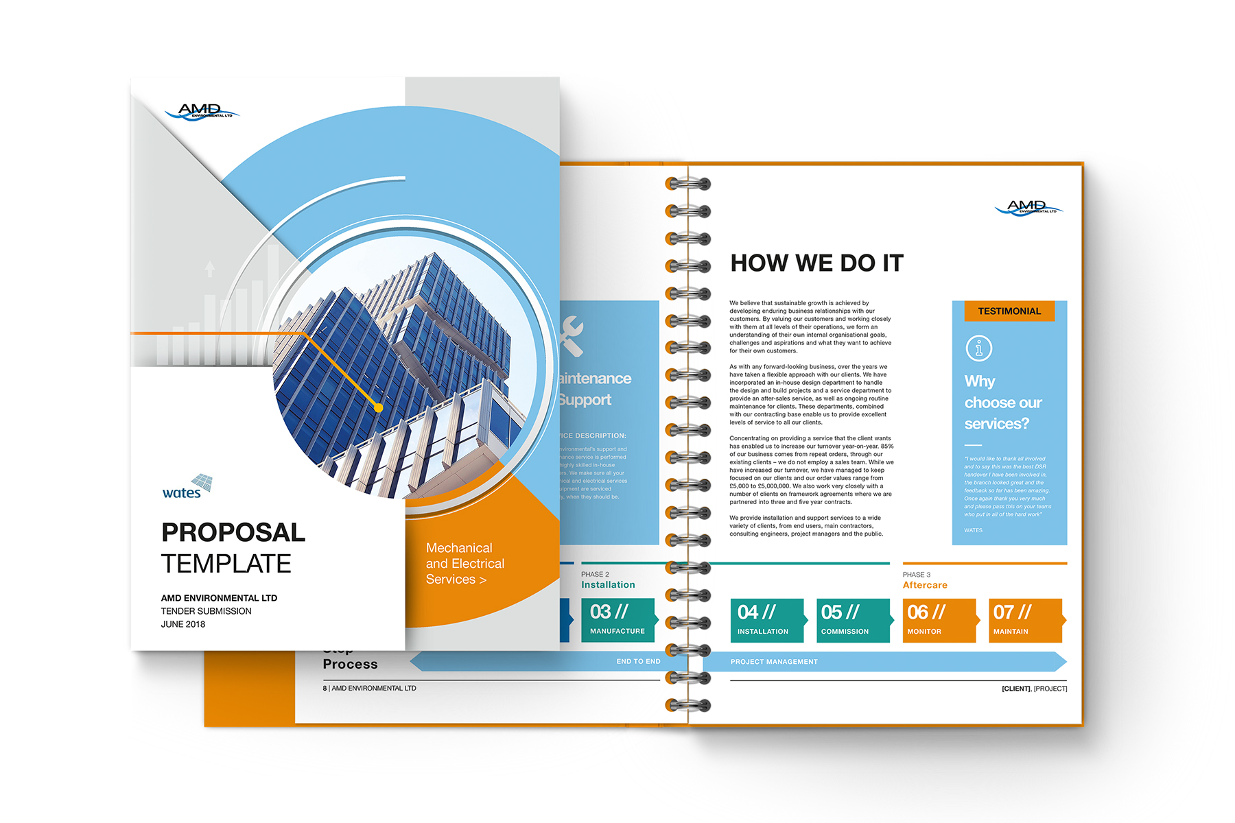 Proposal templates