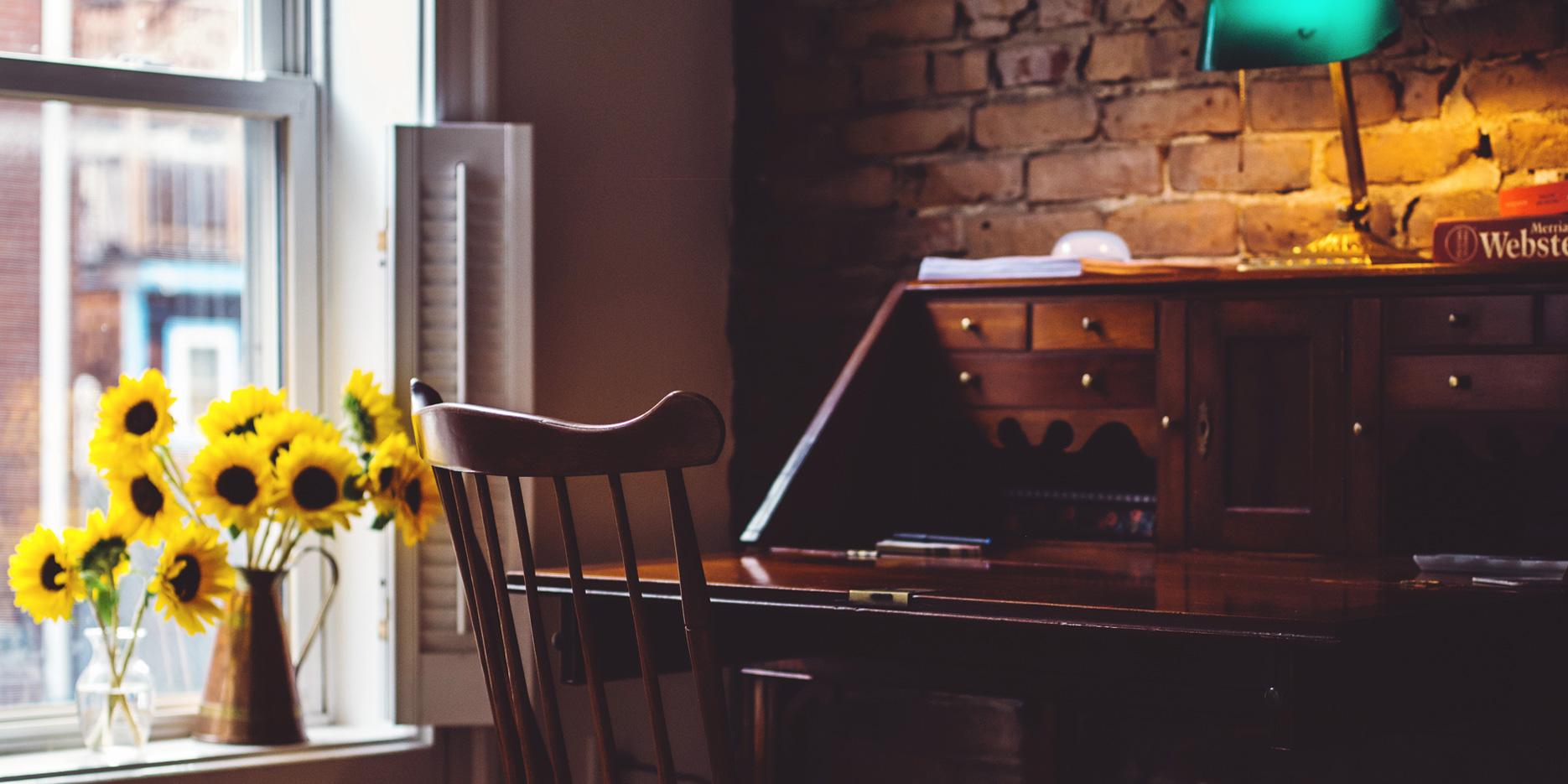 Rebecca Westion's Writing Desk