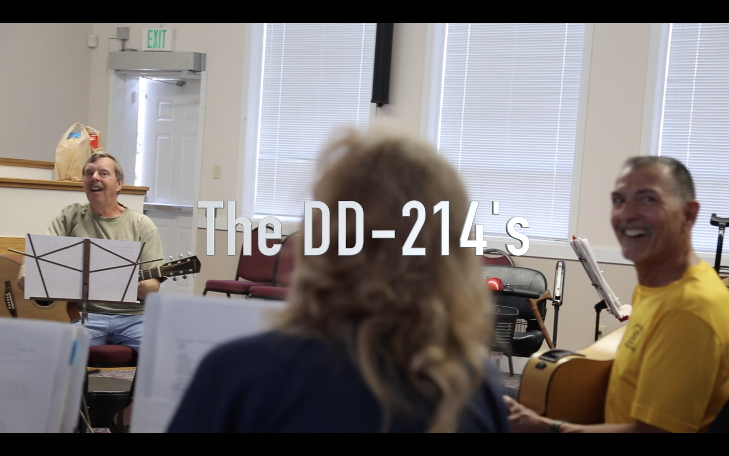 The DD-214's - Click this image to see how we got started.