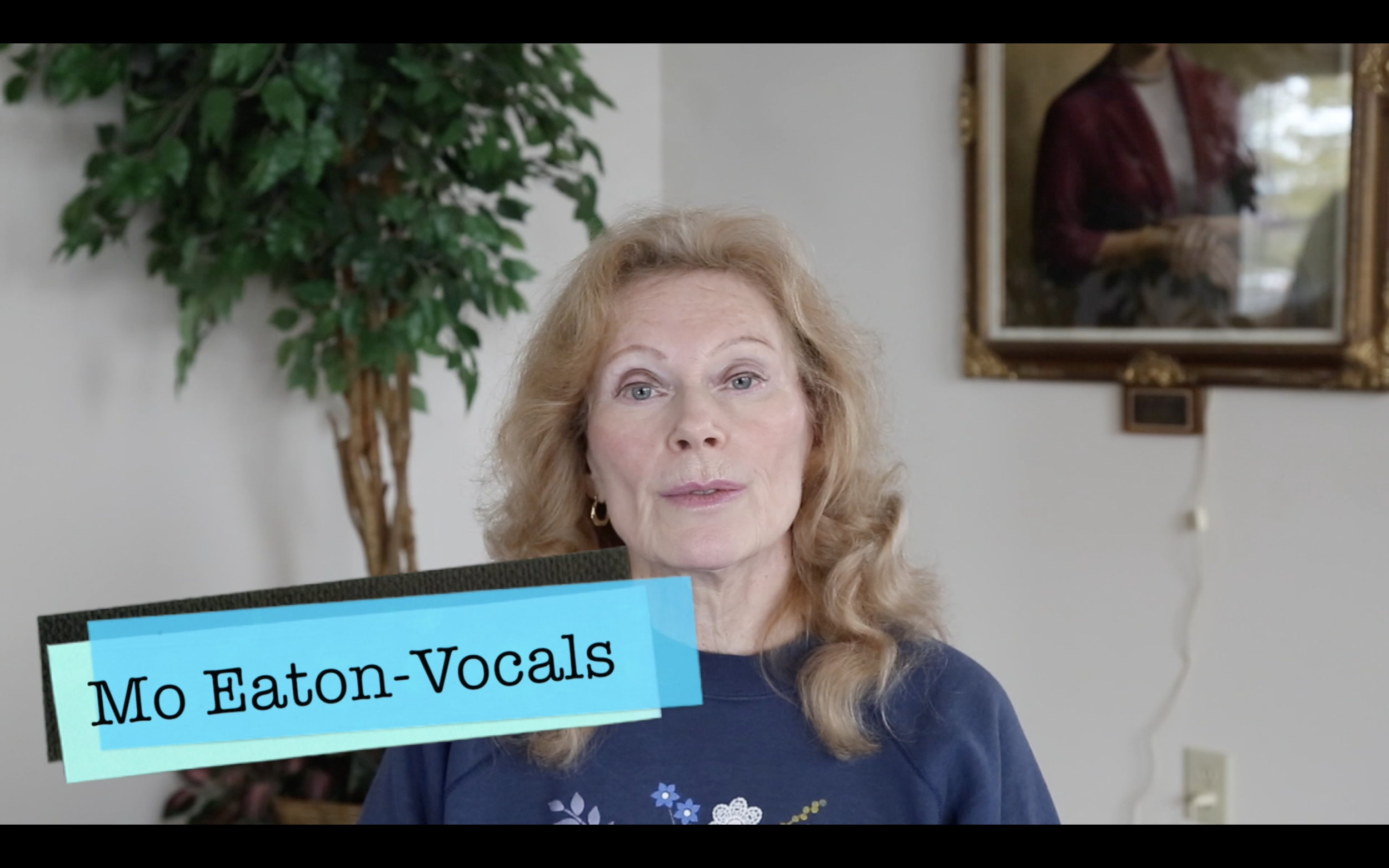 Moe Eaton - Click this image to hear from Vocalist Mo Eaton.