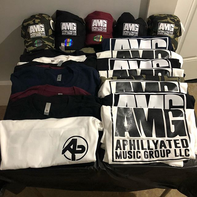 AMG MERCH OUT NOW!!!!