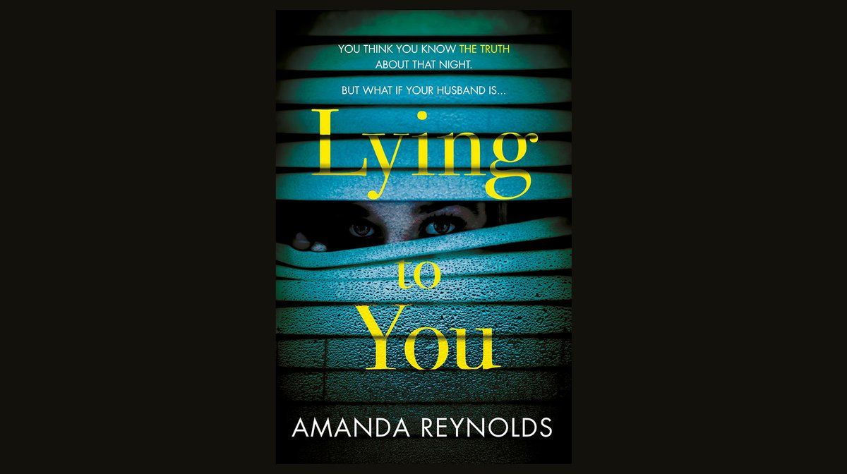 Following on from her e  Book bestseller  Close To Me , Amanda Reynolds is back with    Lying To You,    another gripping psychological drama. Perfect for fans of  The Husband's Secret  and  I Let You Go