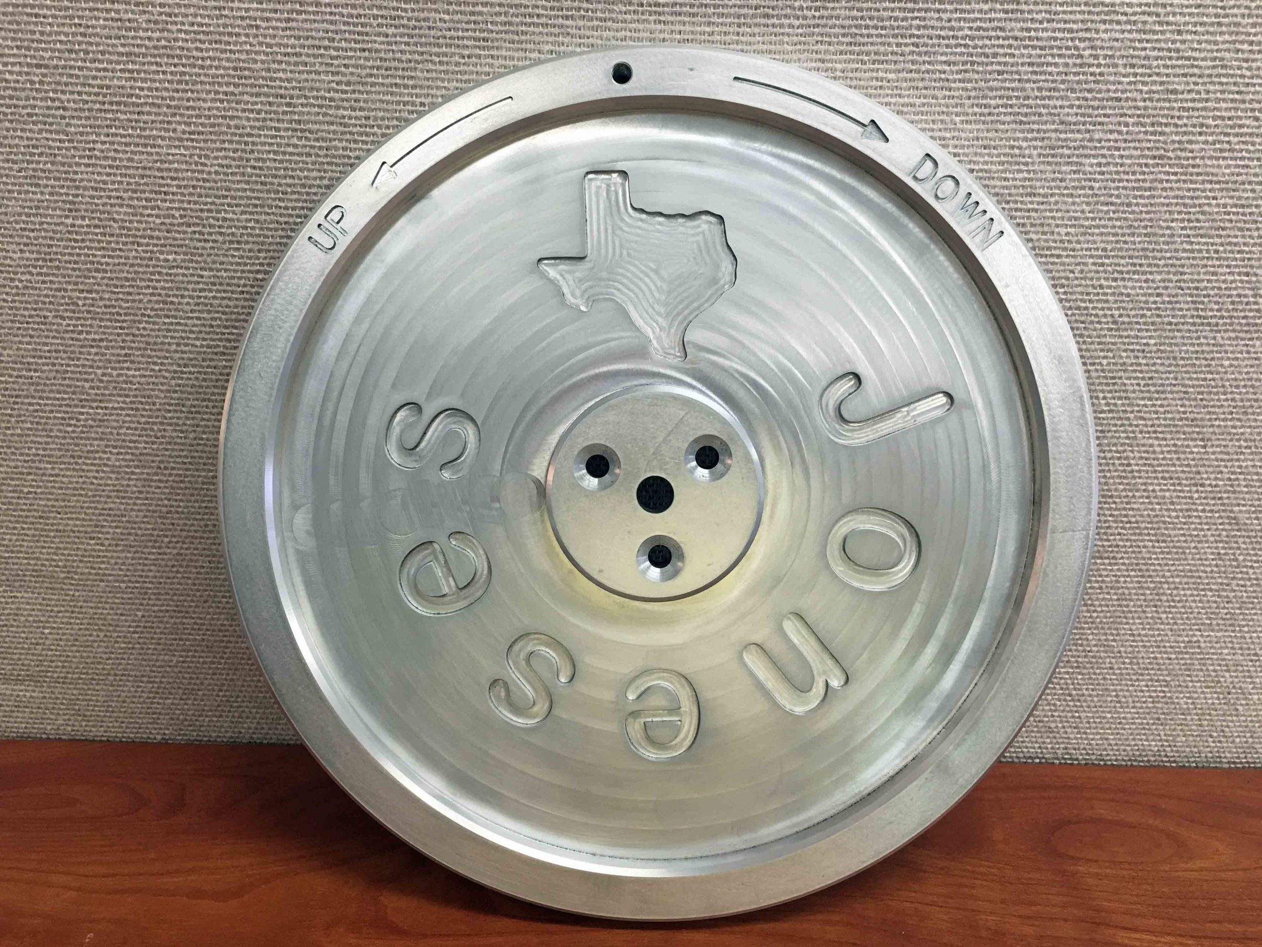 Customized Stainless Steel Crank Wheel