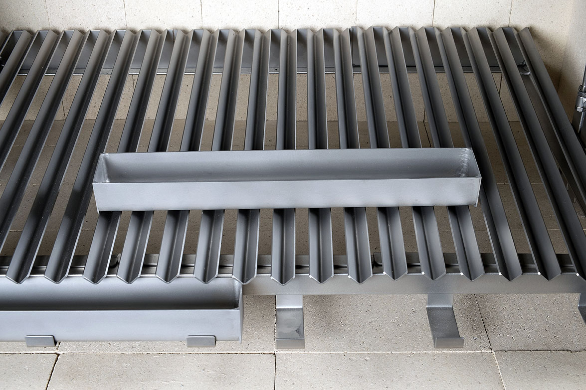 Removable Drip Trays