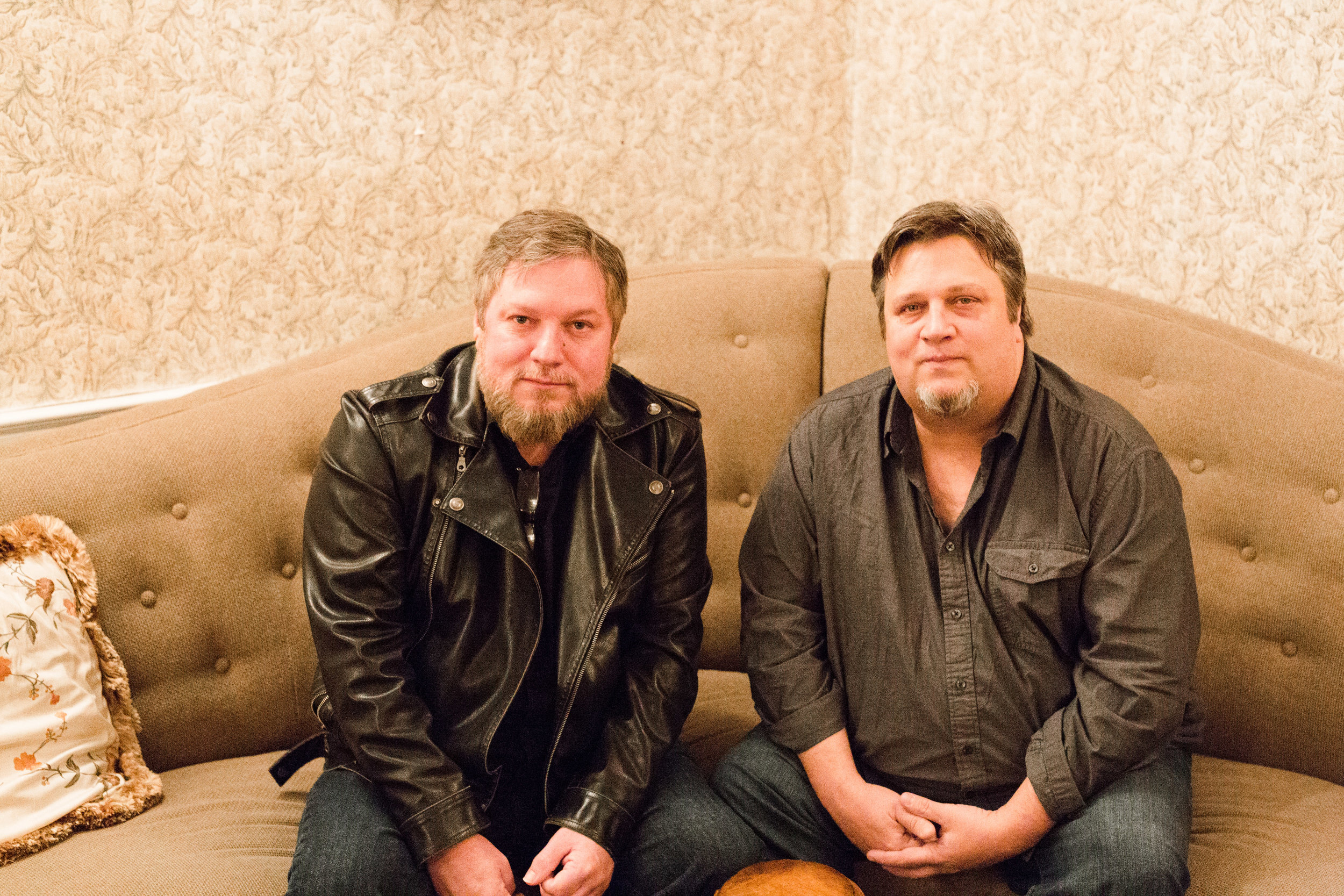 Reggie and Ryan Harris have toured as The Harris Brothers for 20+ years.