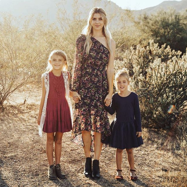 Looking forward to the weekend and hanging with my little ladies! (They'll most likely ignore me and play Barbies the whole time but I'm optimistic!)😉You can shop all of our outfits here➡️http://liketk.it/2tj0d #liketkit @liketoknow.it #ltkfamily #mygirls #arizona #momlife PC: @santacruzmedia