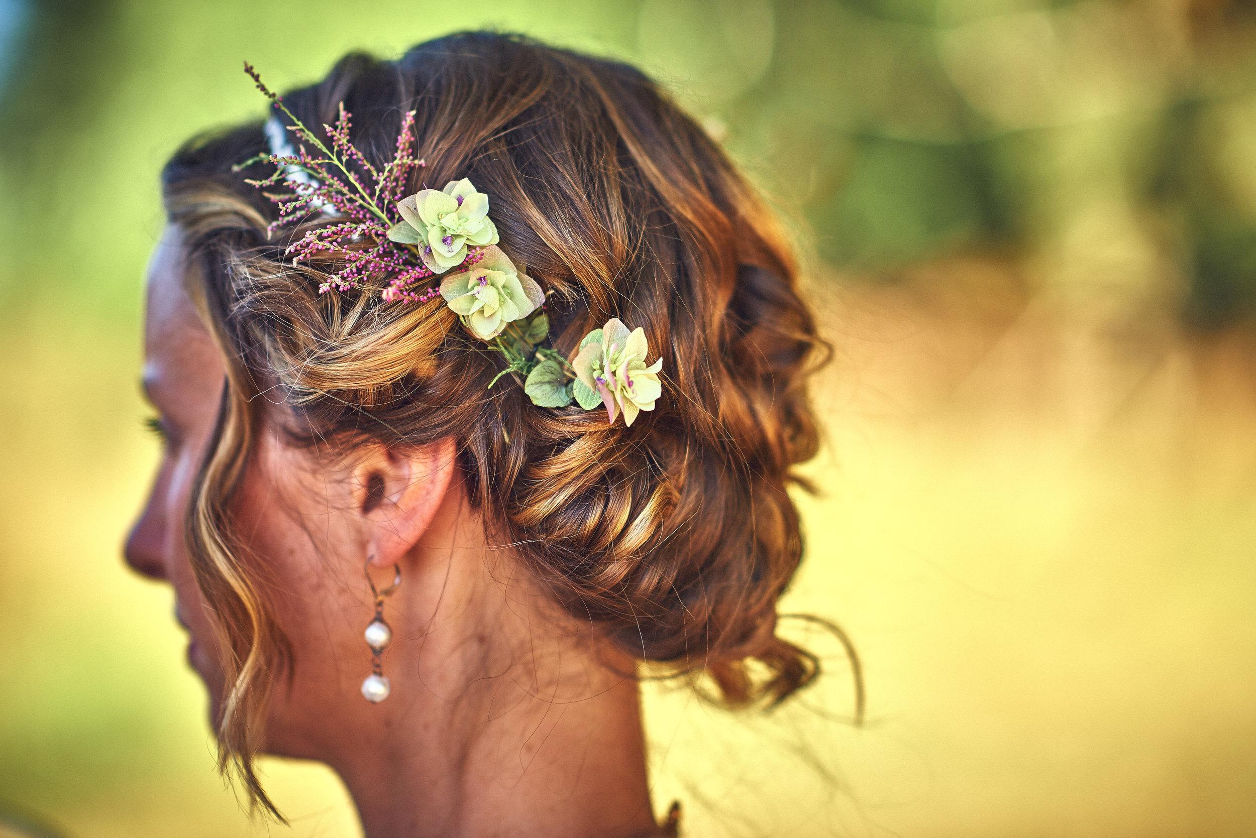 local flower hair piece at plum nelli farm wedding.jpg