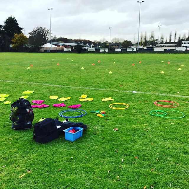 Bibs? ✅ Cones? ✅ Balls? ✅  It must be an afternoon at Philip Southcote for some PE Provision!