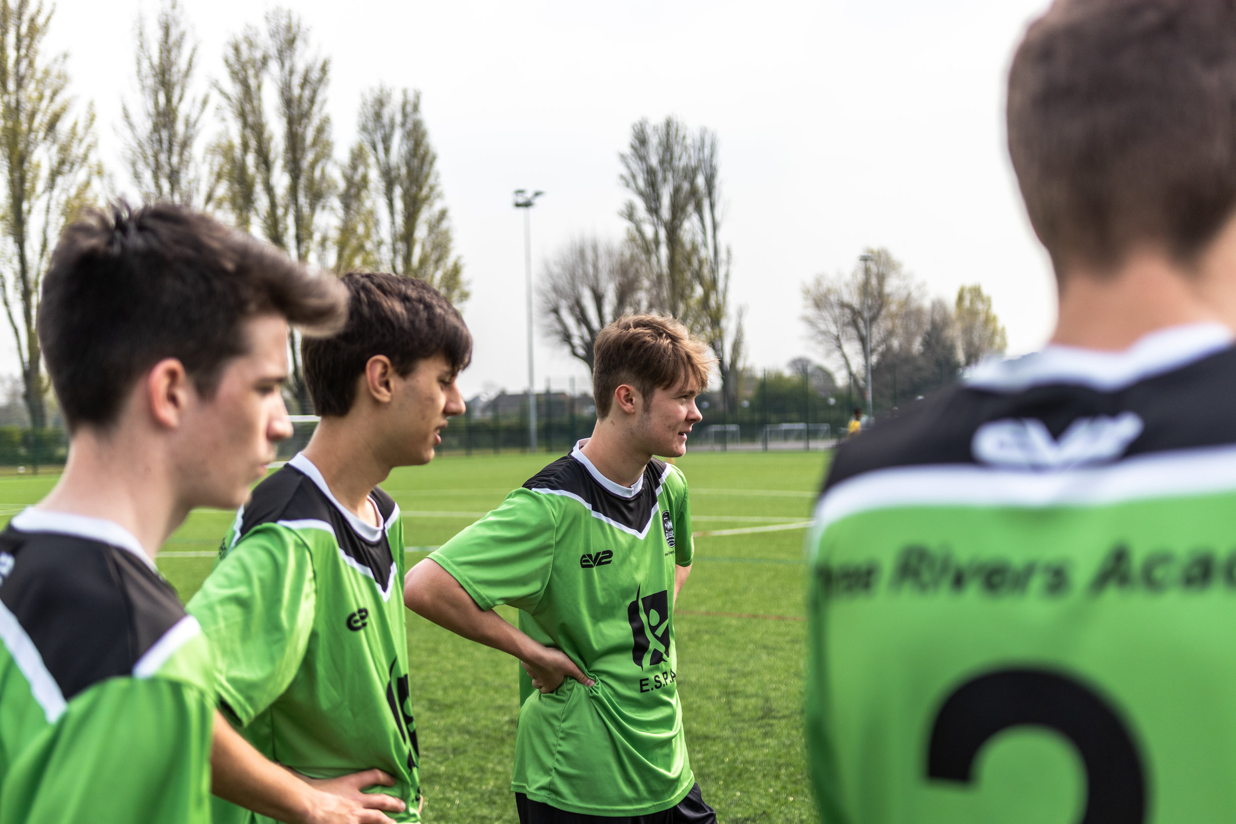 E.S.P.A.AT THREE RIVERS - E.S.P.A. at Three Rivers Academy has been set up with the aim of offering an Elite Level College Football Programme similar to that of professional clubs in the UK
