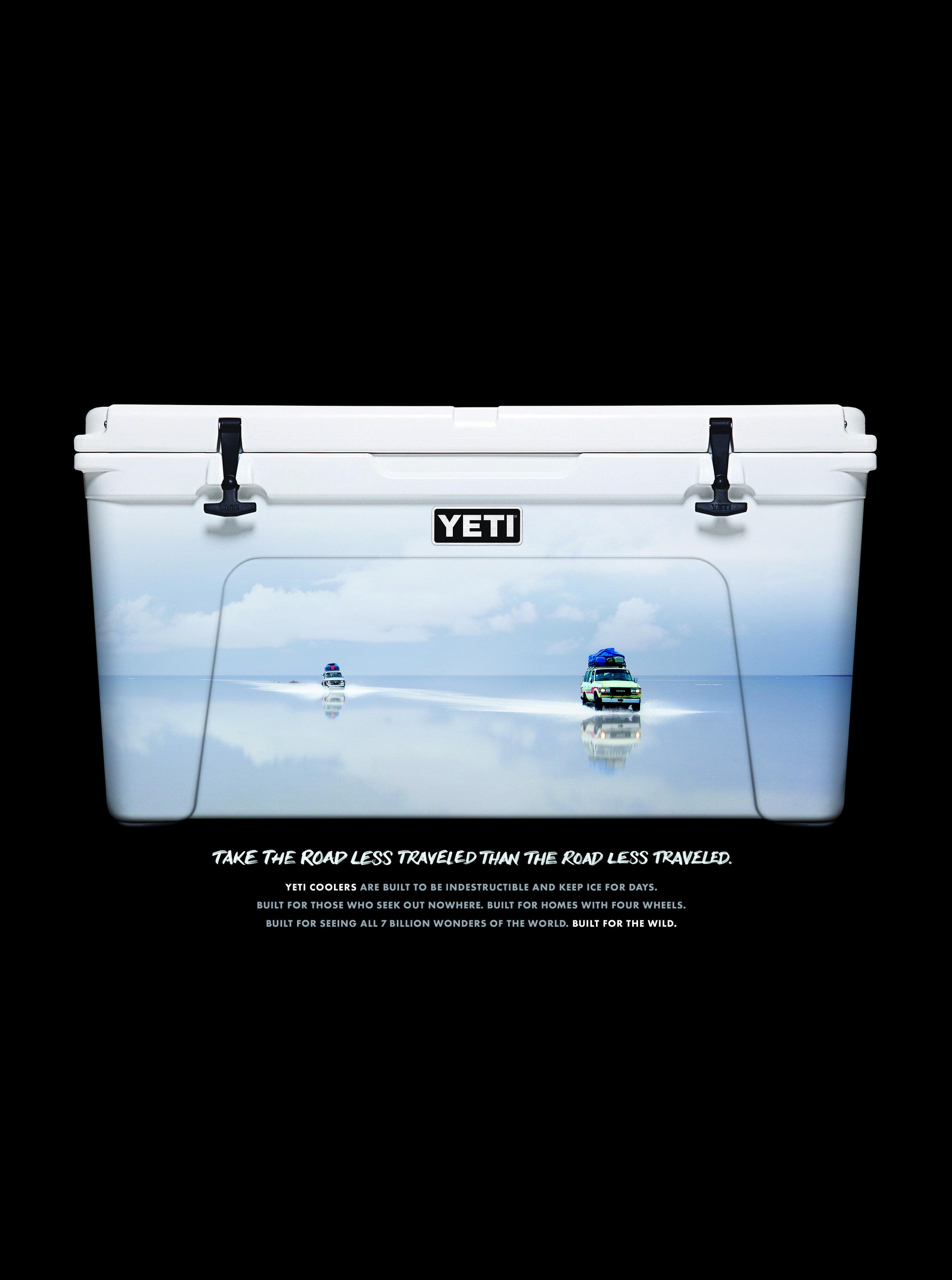 YETI | Road Less Traveled