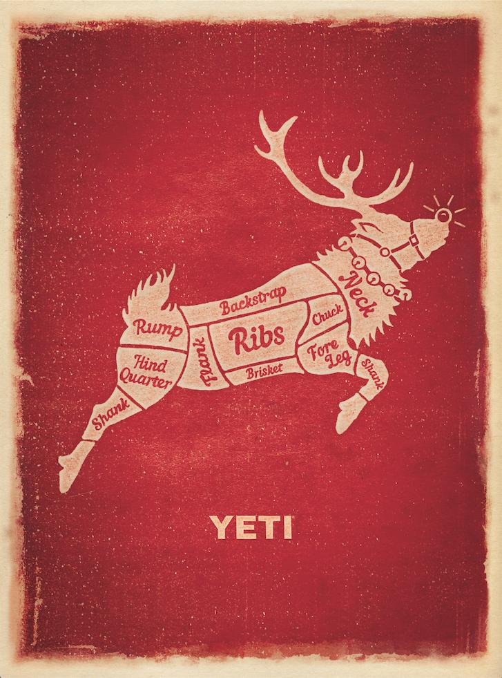 YETI | Sorry Rudolph
