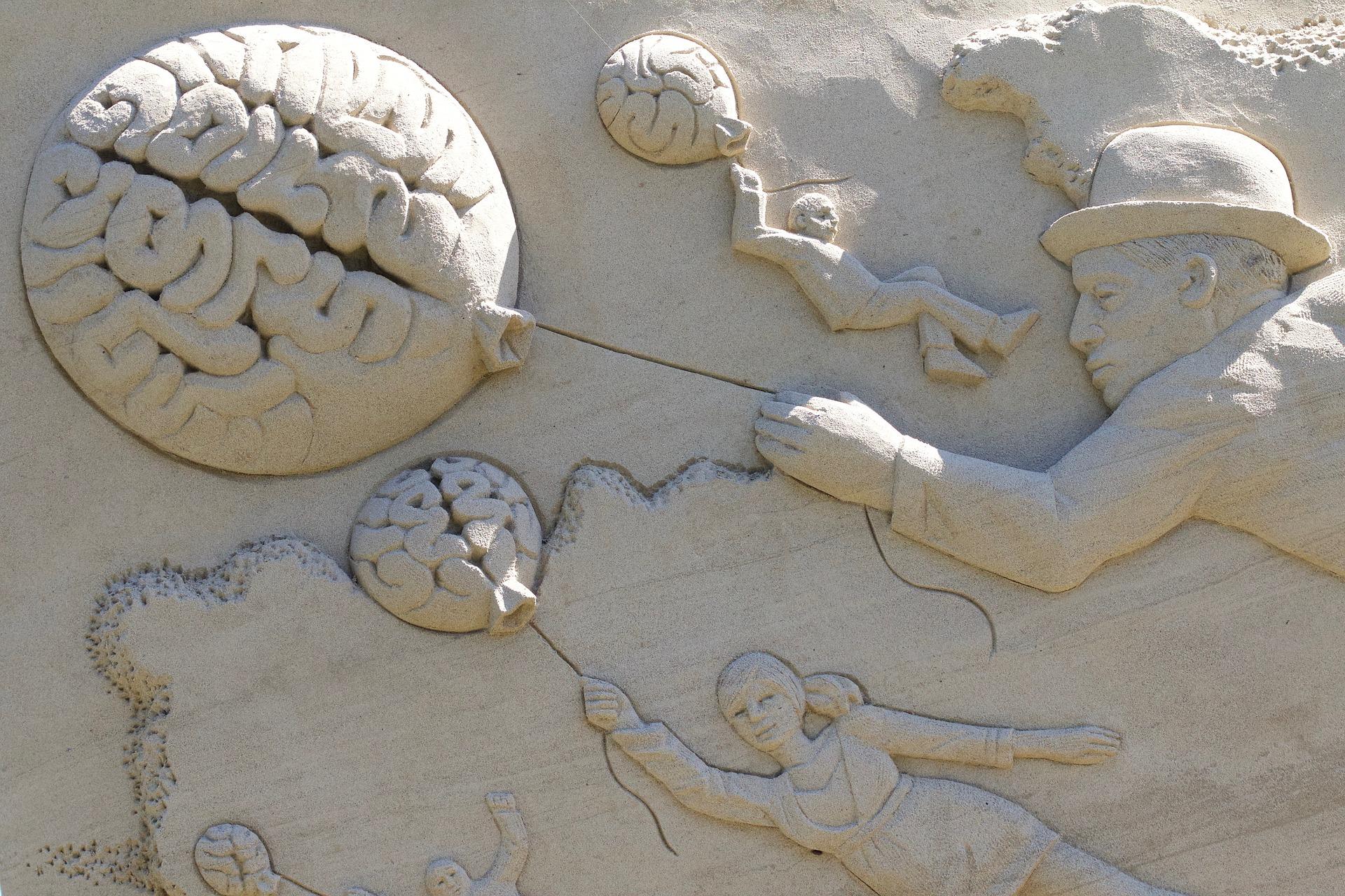 Le cerveau en équilibre Valérie Garab