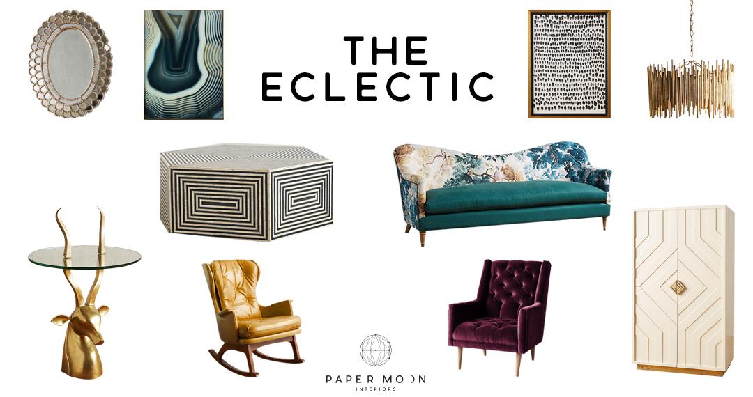 Eclectic Interior Design Styles