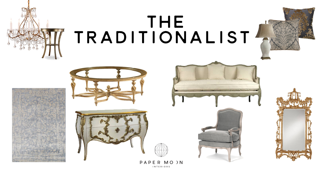 Traditional Interior Design Styles